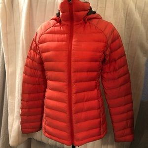 Burton aK Baker insulated DryRide down jacket